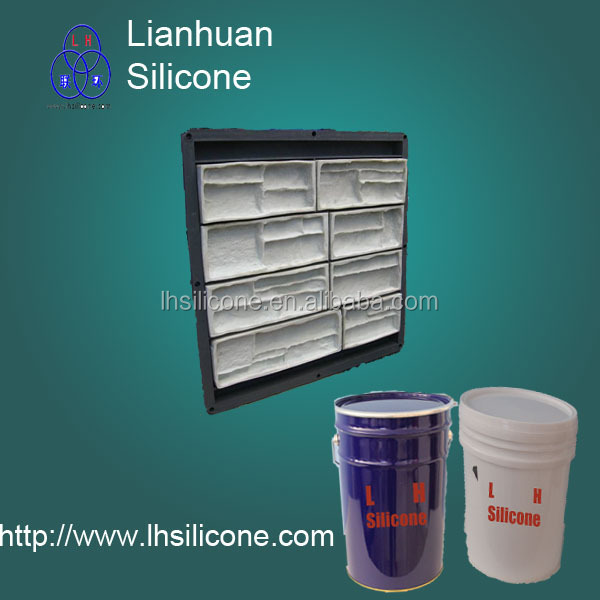 prices rtv-2 silicone rubber liquid mold making for imitation stone