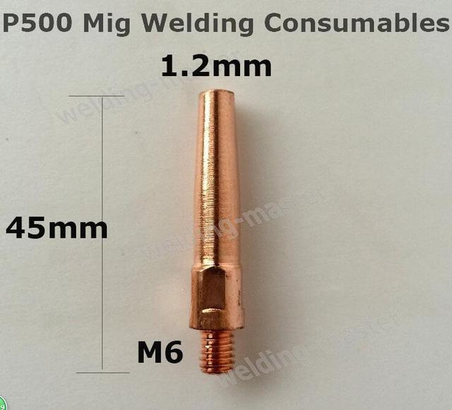 13N21-24 Consumable Copper Collet Body Fit TIG Welding Torch 10Pcs//Set