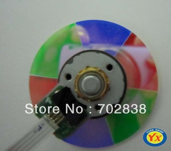 Original projector color wheel for Optoma HD33
