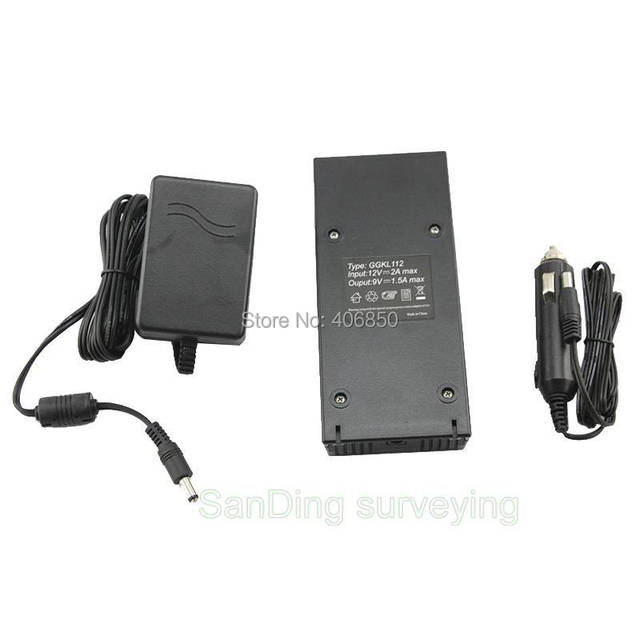 Total Station Charger Total Station Battery ChargerGGKL112 GEB121 GEB221