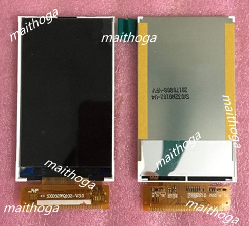 IPS 3,2 дюйма 44P 262K TFT LCD экран (16:9) R61509V Привод IC 8/16 бит MCU интерфейс 240 (RGB) * 400 (Touch/No Touch)