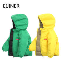 Baby Boy Clothes Autumn Winter Kids Toddler Boys Jacket Coat & Jackets For Children Outerwear Clothing Casual Windbreaker