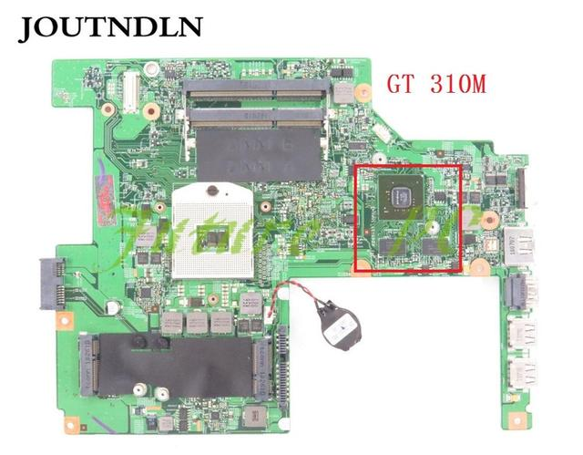JOUTNDLN FOR Dell Vostro 3500 Laptop Motherboard HM57 DDR3 CN-0W79X4 0W79X4 W79X4 W/ GT310M 512MB GPU Test work