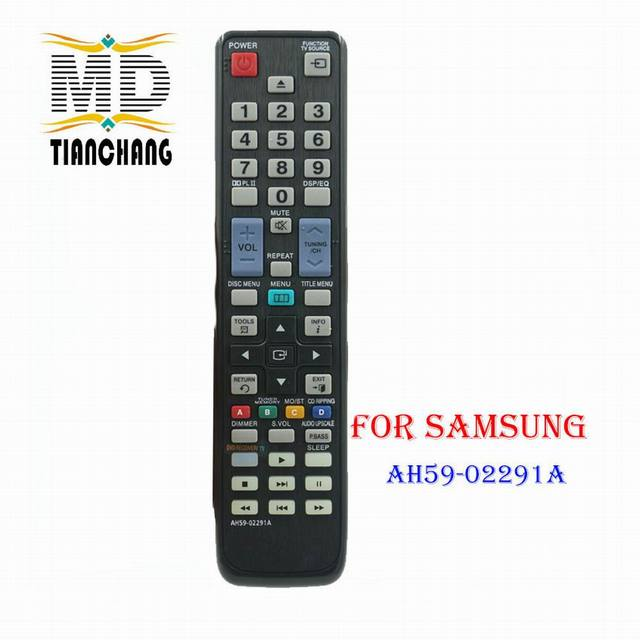 New Universal Remote Control AH59-02291A For SAMSUNG Blu-Ray DVD Home Theater System HT-C450 HT-C453 HT-C455 mando garaje