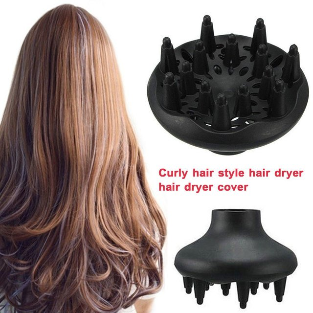 Hair Drier Radiator Hairdressing Hair Styling Curler Care Dispersed Heat Professional Hair Dryer Diffuser Attachment Hair Tools