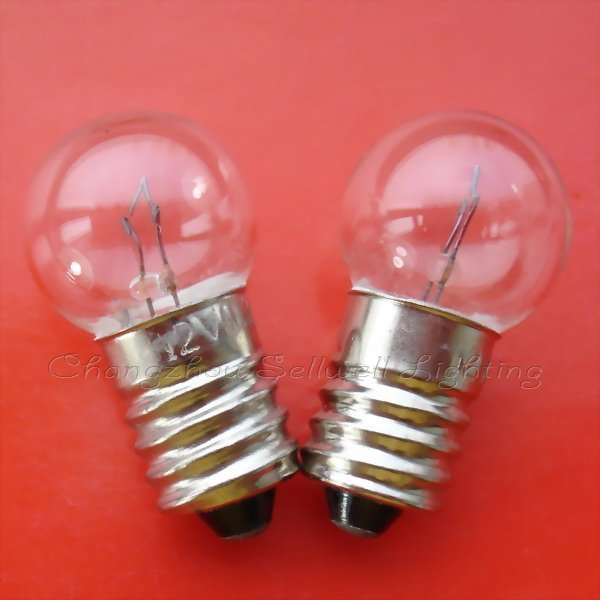 12v 0.3a E10 Good!miniature Lamps Bulbs A535