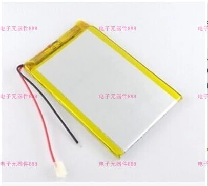 New Hot A 03100120 30100120 3.7V polymer lithium battery flat panel computer battery Rechargeable Li-ion Cell
