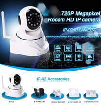 Mini Wifi Baby Monitor Wireless IP Camera HD 720P P2P Plug and Play  Security Surveillance Network  Camera For MAC PC Phone
