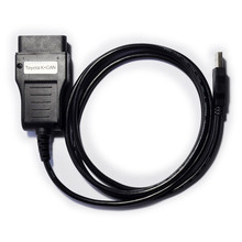 Super TOYOTA K+CAN Commander 2.0 For TOYOTA / LEXUS / SCION - ECU Flasher with free shipping