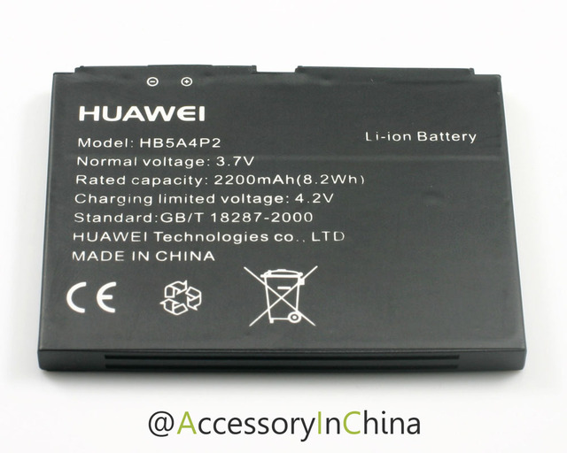 New Battery HB5A4P2 for HuaWei IDEOS S7 S 7 Tablet 2200 mAh free shipping