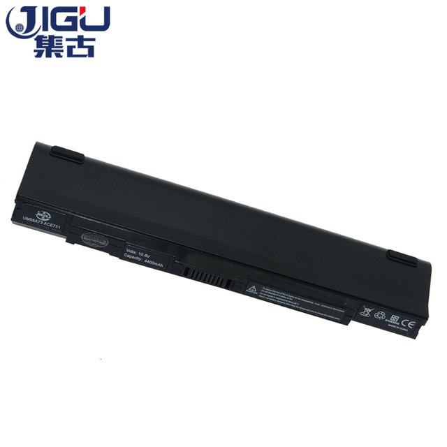 JIGU Laptop Battery UM09A31 UM09A41 UM09A73 UM09A75 UM09B31 UM09B34 UM09B71 UM09B73 UM09B7C UM09B7D For ACER For Aspire One 751