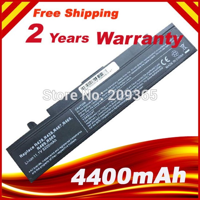 [Special price]Replacement Battery for SAMSUNG R428 R429 R430 R460 R462 R463 R464 R465 R466 R467 R468 AA-PB9NC6B AA-PB9NC6W
