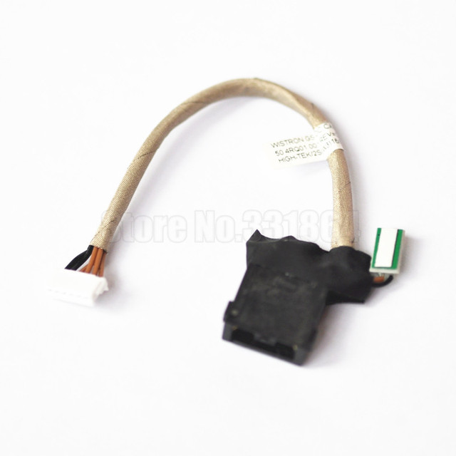 AC DC Power Jack Harness Cable for Lenovo ThinkPad X1 Carbon -3448 -3443 -3463 50.4RQ01.001
