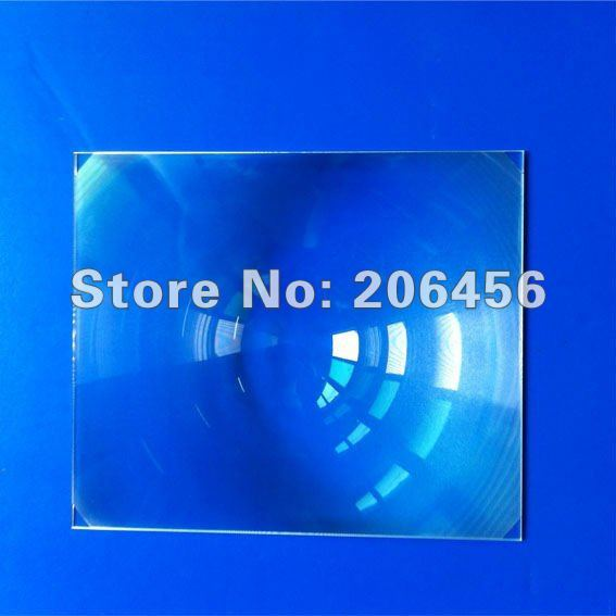 183*110mmF120mm fresnel lens for DIY projector,diy lens