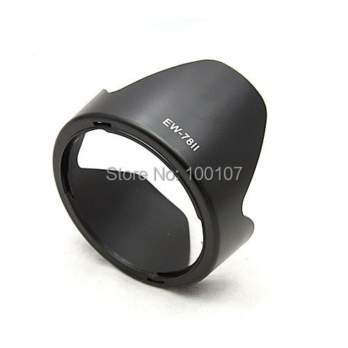 EW-78B II EW-78BII Lens Hood for Canon EF 28-135mm IS