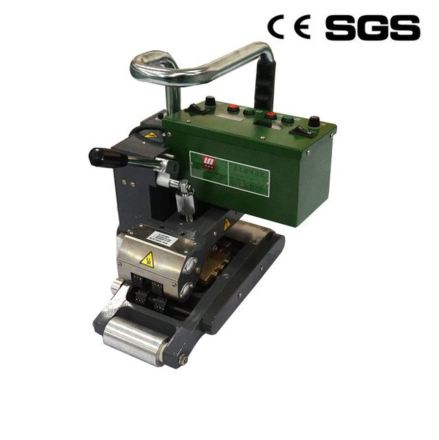 LST900D Geomembrane welding machine HDPE hot wedge welder membrane welder