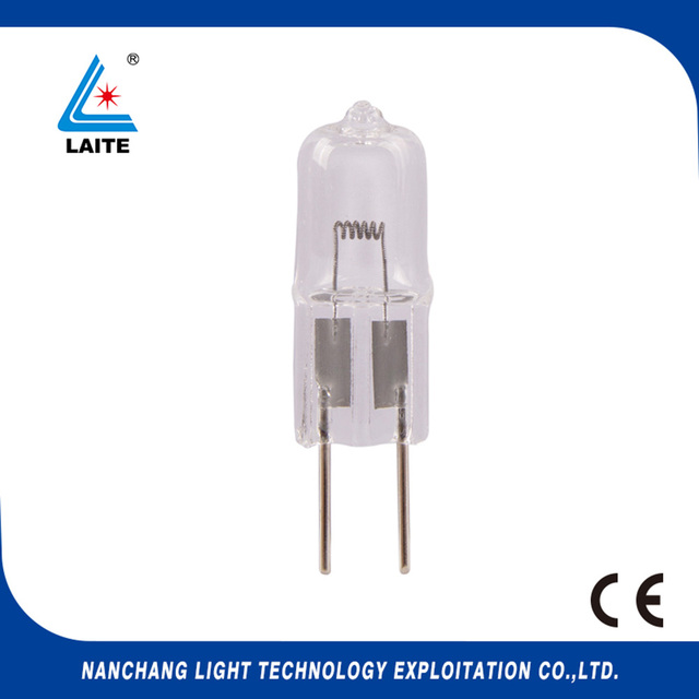 LT03024 for H018566 OT Light lamp 22.8V 50W G6.35 1000hrs halogen bulb free shipping-10pcs