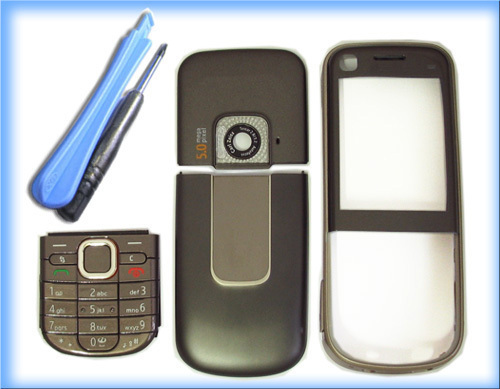 MOBILE PHONE HOUSING COVER CASE +KEYPAD TOOL FOR NOKIA 6720