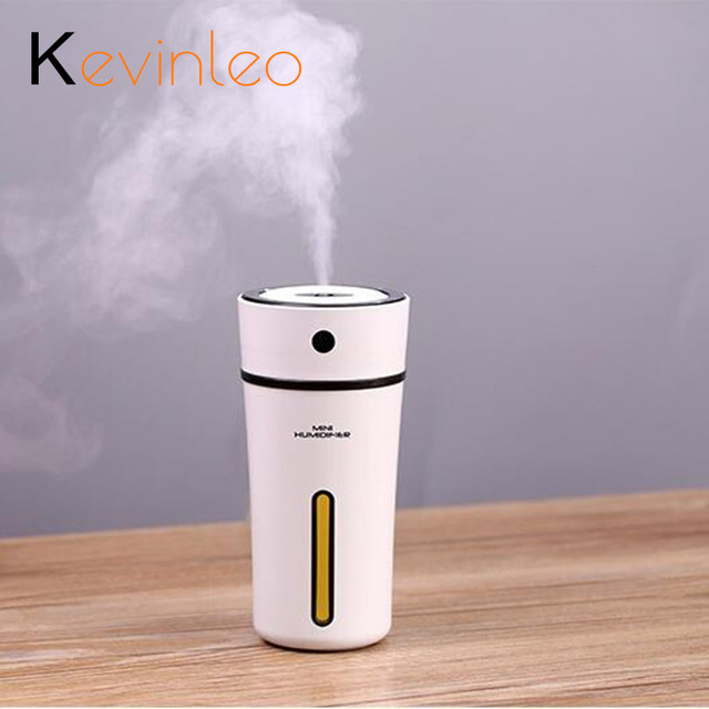 300ml Air Humidifier Essential Oil Diffuser Aromatherapy diffusers Aroma Mist Maker 5v led light for Home