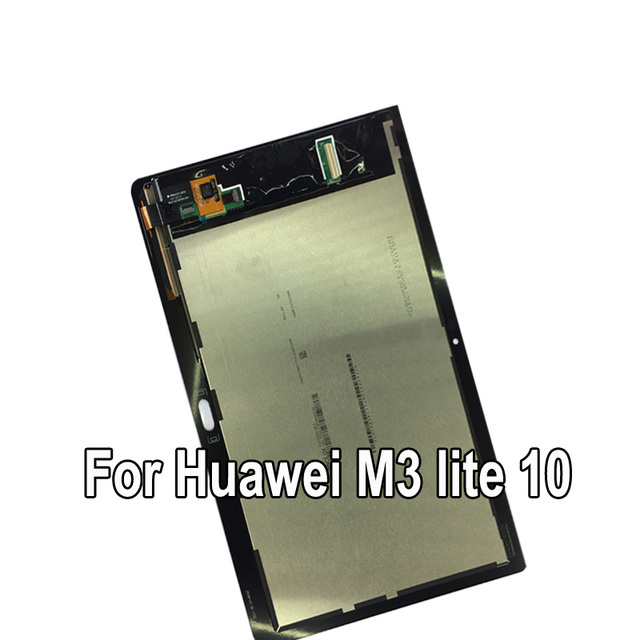 For Huawei MediaPad M3 Lite 10 BAH-AL00 BAH-W09 BAH-L09 LCD Display with touch screen Digitizer Assembly 1920*1200