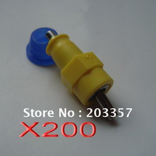 X200  POULTRY NIPPLE chicken bird quail waterer drinker .Material: POM Stainless