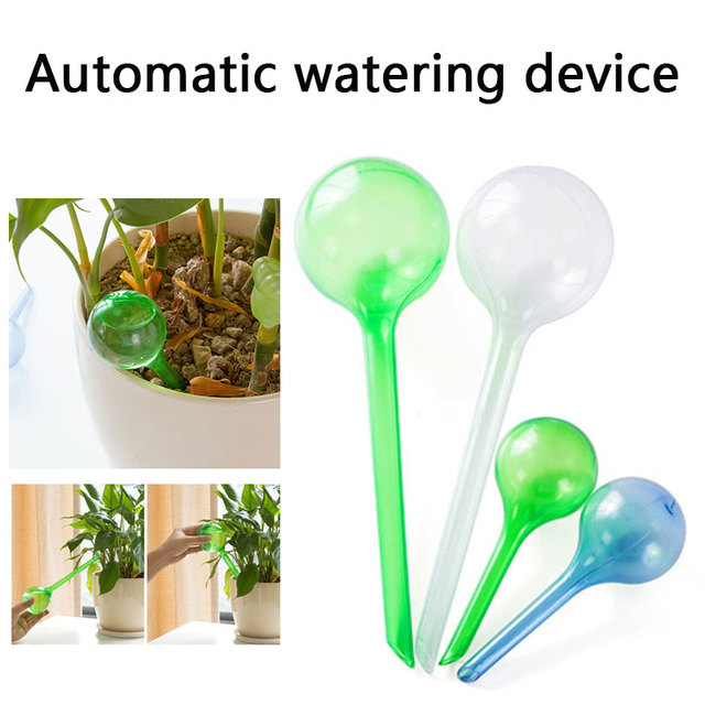 Plastic Self-Watering Ball Vase Dropper Durable Universal Watering Device Watering Gifts