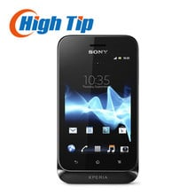 Original Unlocked ST21 Sony Xperia tipo ST21i cell phone 5MP WiFi Android GPS one year warranty Refurbished FreeShipping
