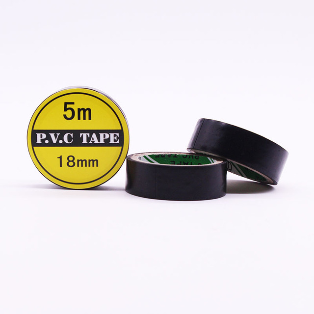 1pcs 18mm PVC electrical tape tape smart car tracking track line runway tracing orbit infrared black and white line