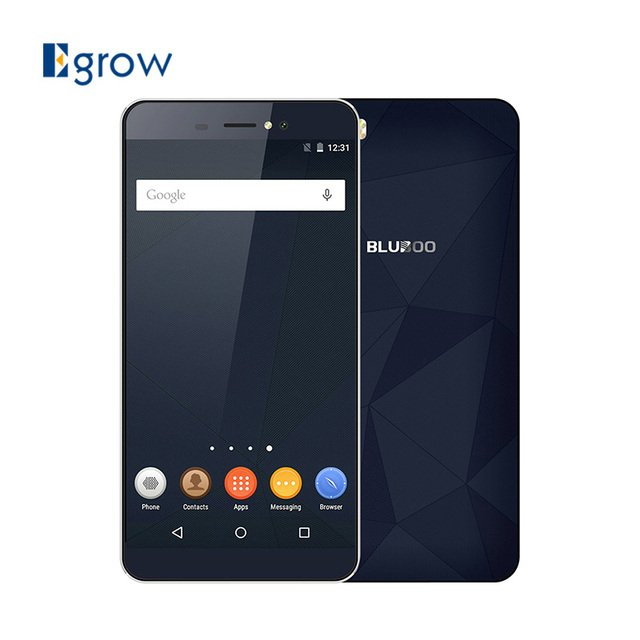 Original Bluboo Picasso 4G MTK6735 Quad Core Android 6.0 Mobile Phone 5.0 Inch Cell Phone 2G RAM 16G ROM NFC Unlock Smartphone