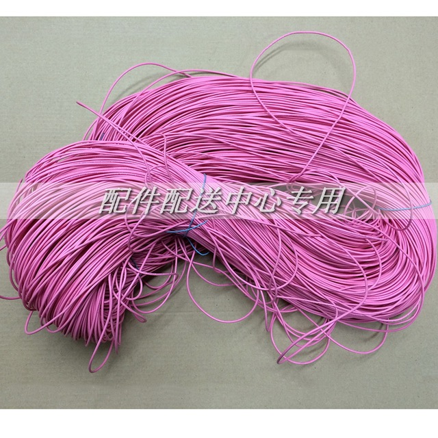 10m x CCFL Cables LCD Lamps Welding Wire 3KV High Voltage Resistance Cable Free Shipping