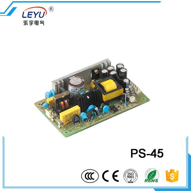 Open Frame power PS-45-5 output 0-8.0A Switching Power Supply