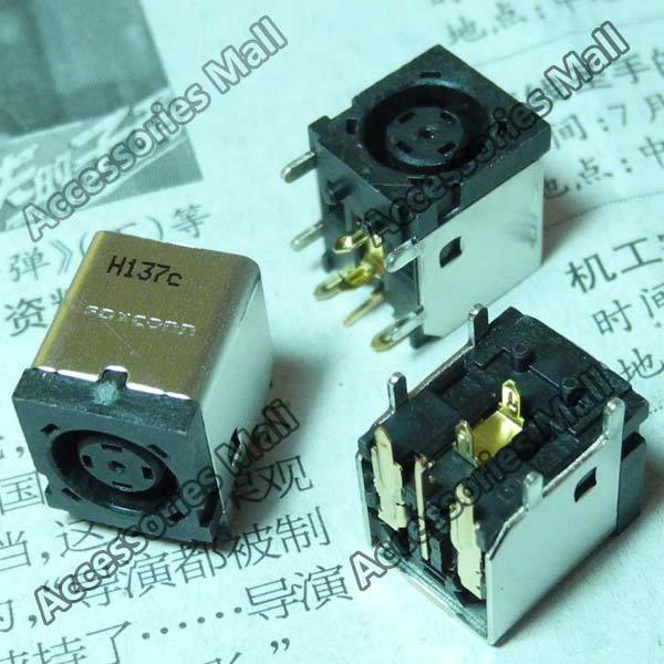 DC In Power Jack Socket Connector For HP Compaq 6510B 6530B 6535B 6545B 6730B 6710B 6715B 6735B 6830B 2510B 2210B DC JACK