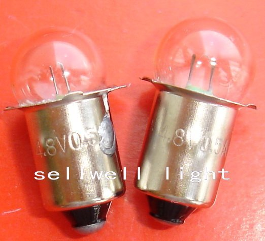 2020 Limited New Professional Ce Edison Edison Lamp New!miniature Lighting Lamps 4.8v 0.5a P13.5s G11 A556