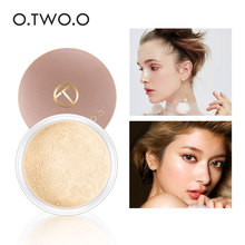 O Two O 9127 Transparent Finishing Powder Waterproof For Face Smooth Matte Loose Powder Makeup Finish Setting With Cosmetic Puff Buy Cheap In An Online Store With Delivery Price Comparison Specifications Photos And
