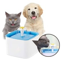 Automatic Feeder Fountain Cat Water Dispenser Square Automatic Pet Water Dispenser Pet Drinkers Accessories