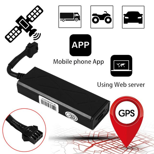 Vehemo BDS Car GPS Tracker APP Query GSM GPS Tracker Anti-Theft GPS Locator for Universal Positioning Automobile for Tracker