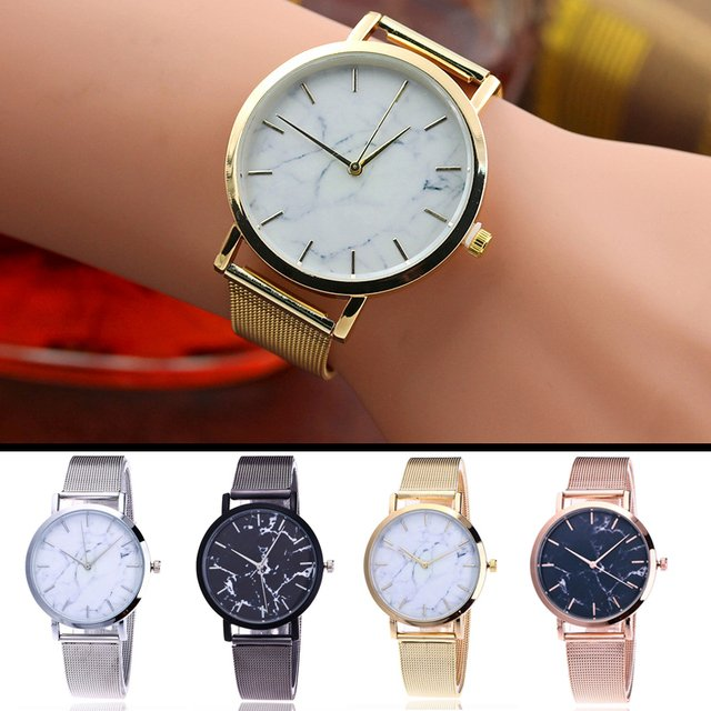 SOLEDI Women'S Wrist Watch Students Wristwatch Analog Outdoors Bracelet Watch Ladies Women Business Wedding Party