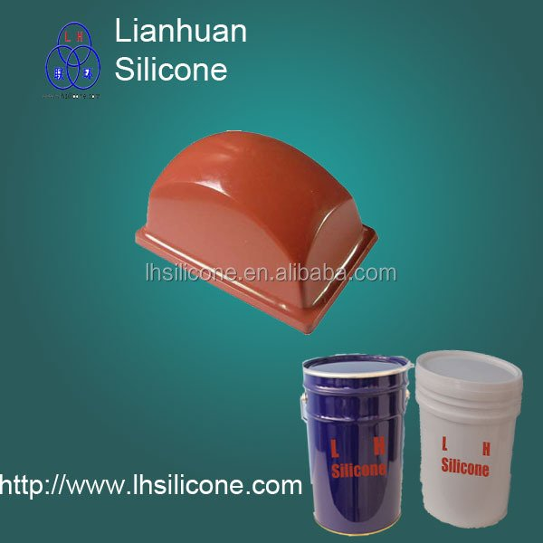 RTV-2 silicone rubber for making transfer printing heads pad