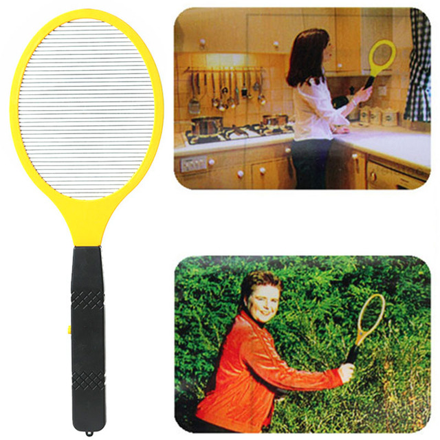 Killers Swatter LED Electric Mosquito Electric Mosquito Swatter Zapper for Insects Drop Shipping Anti