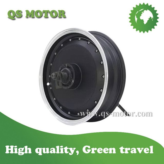 QS 3000W 13inch V2 type Brushless Hub Motor for electric scooter electric motorcycle