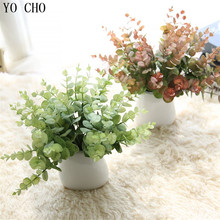 Forest Style Witch Big Branch Fork Plastic Fake Flower Wedding Simulation Bouquet Festival Family Party Hotel Decoration Buy Cheap In An Online Store With Delivery Price Comparison Specifications Photos And Customer