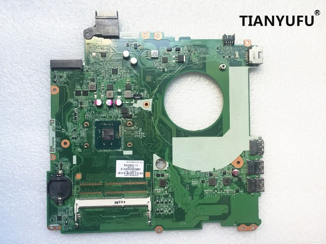 Free shippingFor HP PAVILION 17-F Laptop Motherboard 766480-001 766480-501 DAY12AMB6D0 WITH N3530 CPU Motherboard tested work