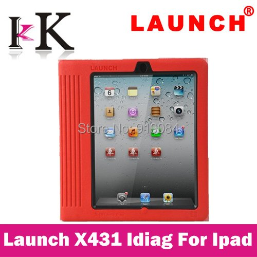 Original Launch X431 Idiag Auto Diag Scanner for IPAD and iPhone with online free update with high performance