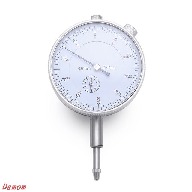 Precision Tool 0.01mm Accuracy Measurement Instrument Dial Indicator Gauge Meter