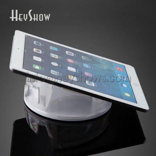 10x Acrylic Tablet Display Stand Mobile Phone Security Holder iPhone Ipad Display Device for Electronics Retail Store Or Sales