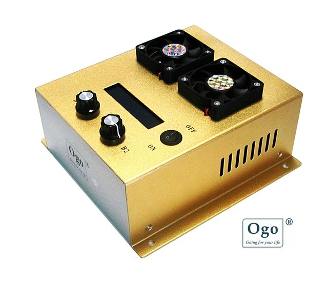 Max 99A Controller Intelligent PWM Controller OGO-Pro'X Luxury Version 4.1 with Open Setting Funtion