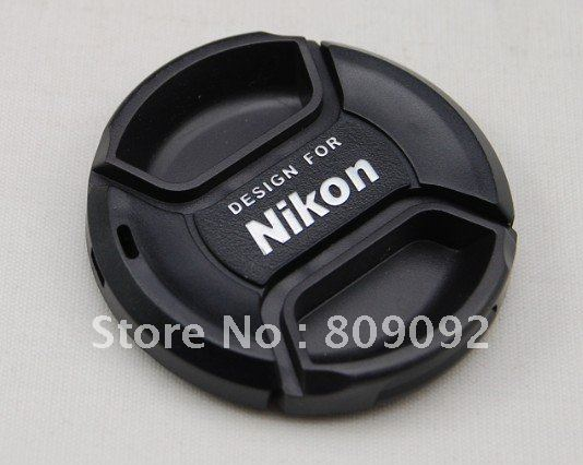 49mm Universal Snap-on Lens Cap Cover for Nikon