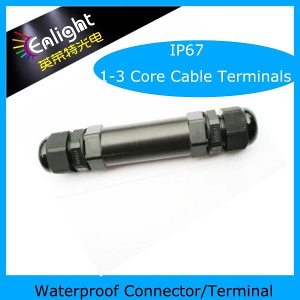 1-3 Core LED waterproof cable connector/terminal