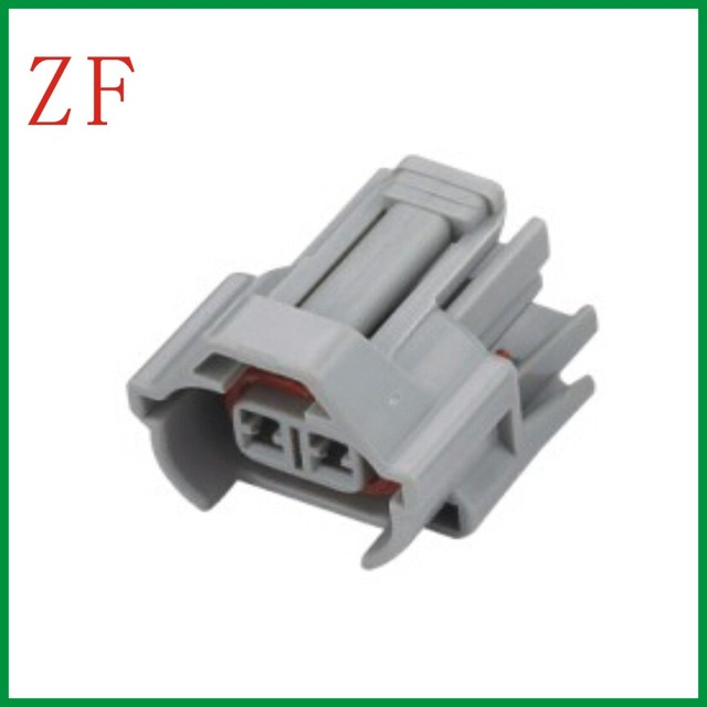 Best Sellers Male connector terminal car wire connector 2 pin connector female Plug Automotive Electrical-173090-2 DJ7024Y-2-21