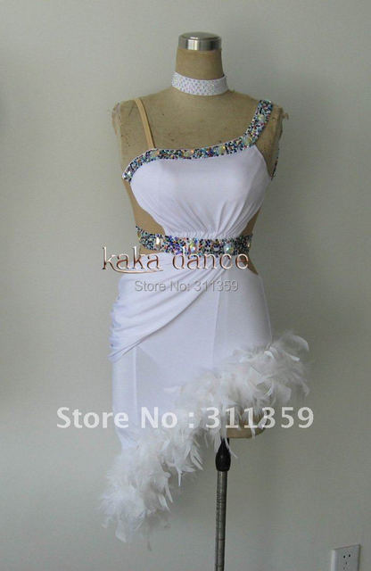 2012  New Competition Latin dance dress,salsa dress,KAKA-L213